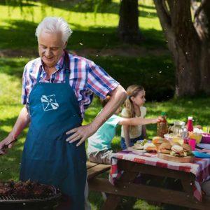 Internationaler Tag der Familie, Grillen mit Familie und Freunden im Park