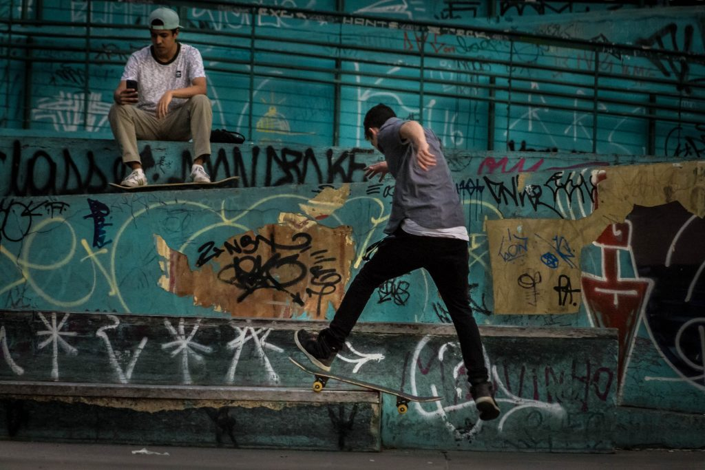 Skaten mit PiNAO